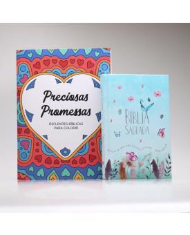 Kit Promessas Sagradas | Jardim Secreto
