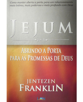 Jejum | Jentezen Franklin | Capa Dura