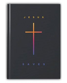 Bíblia Sagrada | Jesus Saves | NAA | Capa Dura