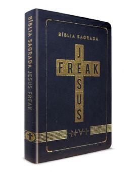 Bíblia Sagrada | Jesus Freak | Luxo | NVI | Clássica