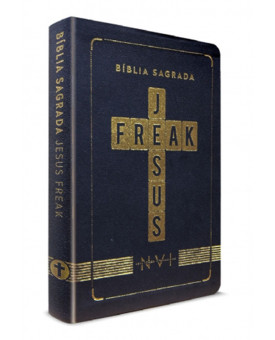 Bíblia Sagrada | Jesus Freak | Luxo | Clássica