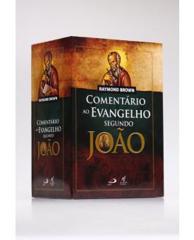 Box 2 Livros | Comentário ao Evangelho Segundo João | Raymond Brown