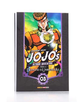 Jojo's Bizarre Adventure | Vol.3 | Hirohiko Araki