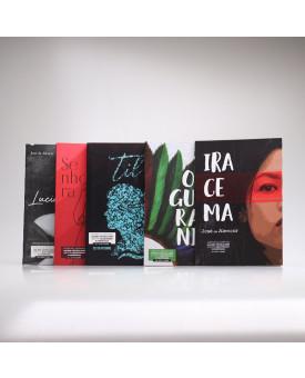 Kit 5 Livros | José de Alencar | Para Vestibular