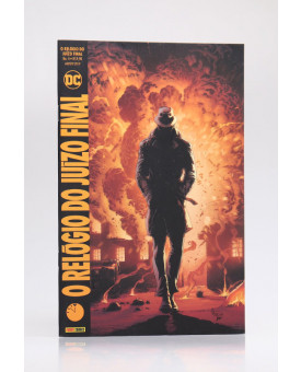 O Relógio do Juízo Final | Vol.4 | Gary Frank e Geoff Johns