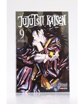 Jujutsu Kaisen: Batalha de Feiticeiros | Vol.9 | Gege Akutami