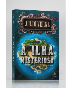 A Ilha Misteriosa | Júlio Verne