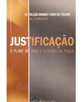 Justificação | N.T. Wright