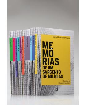 Kit 10 Livros | Clássicos da Literatura Brasileira | Pé da Letra