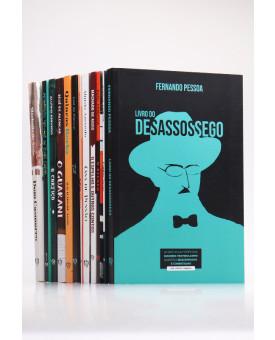 Kit 12 Livros | Para Vestibular / Literatura Brasileira