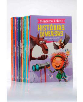 Kit 13 Livros | Clássicos Infantis de Monteiro Lobato