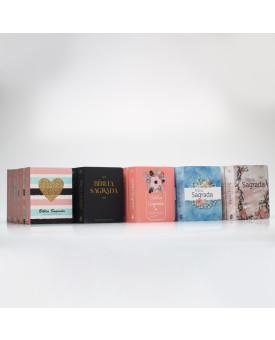 Kit 20 Bíblias Para Evangelismo | RC | Brochura