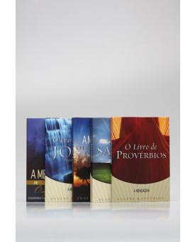 Kit 5 Livros | A Mensagem | Eugene H. Peterson