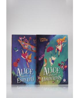 Kit 2 Livros | Alice e Suas Aventuras Surreais