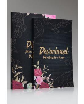 Kit Devocional Descobrindo o Real + Diário Para Mulheres de Oração | Floral