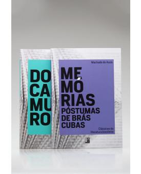 Kit 2 Livros | Clássicos da Literatura Brasileira | Machado de Assis