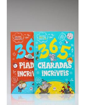 Kit 2 Livros | Humor | Ciranda Cultural