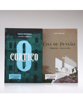 Kit 2 Livros | Aluísio de Azevedo