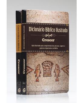 Kit 2 Livros | Capa Dura | Crescer