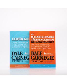 Kit 2 Livros | Habilidades de Liderança | Dale Carnegie