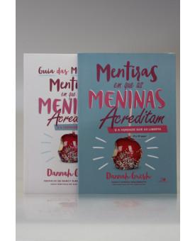 Kit 2 Livros | Mentiras em Que as Meninas Acreditam + Guia Para as Mães