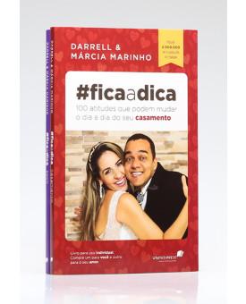 Kit 2 Livros | #ficaadica | Darrell e Márcia Marinho