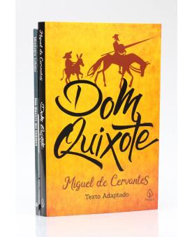 Kit 2 Livros | Dom Quixote + Dom Quixote das Crianças