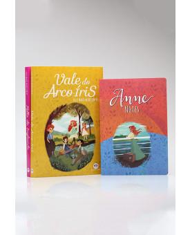 Kit 2 Livros | Filhos de Anne de Green Gables | Lucy Maud Montgomery + Bloco de Anotações
