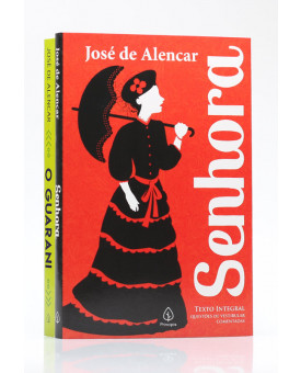 Kit 2 Livros | José de Alencar