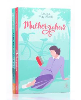 Kit 2 Livros   Mulherzinhas + O Morro dos Ventos Uivantes