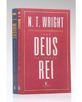 Kit 2 Livros | N. T. Wright
