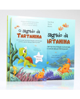 Kit 2 Livros   O Segredo da Tartanina