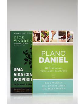 Kit 2 Livros | Rick Warren