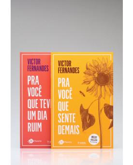 Kit 2 Livros | Especial Pra Você | Victor Fernandes