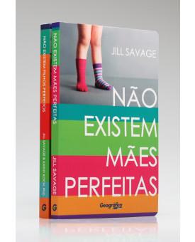 Kit 2 Livros | Não Existem Mães e Filhos Perfeitos