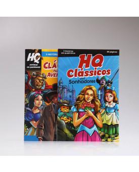 Kit 2 Livros | HQ Clássicos... | Todolivro