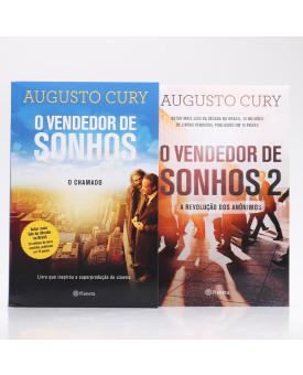 Kit 2 Livros | O Vendedor de Sonhos | Augusto Cury