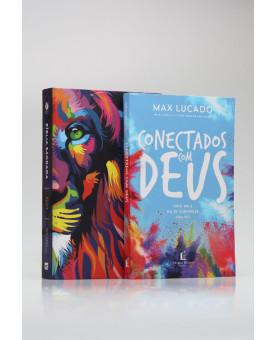 Kit Bíblia Sagrada | NVT | Lion Color + Conectados Com Deus
