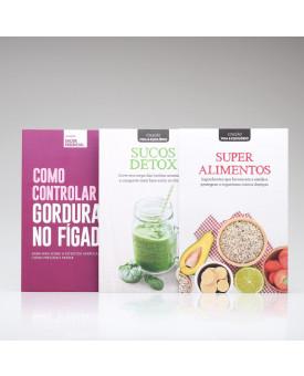 Kit 3 Livros | Saúde Essencial + Vida & Equilíbrio | Vol. 2 | Alto Astral