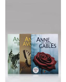Kit 3 Livros | Anne de Green Gables | Pé da Letra