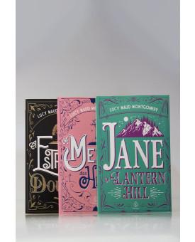 Kit 3 Livros | Lucy Maud Montgomery