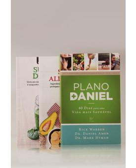 Kit 3 Livros | Vol.2 | Coleção Vida & Equilíbrio + Plano Daniel
