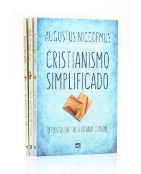 Kit 3 Livros | Augustus Nicodemus