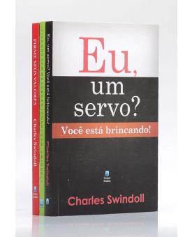 Kit 3 Livros | Charles R. Swindoll