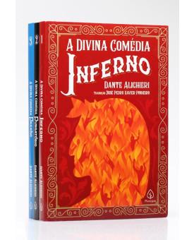 Kit 3 Livros | A Divina Comédia