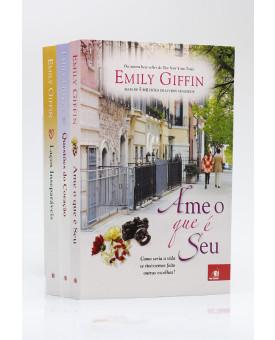 Kit 3 Livros | Corações Apaixonados | Emilly Giffin