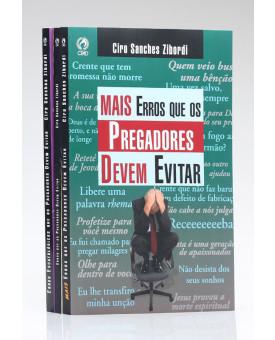 Kit 3 Livros | Erros que Pregadores Devem Evitar