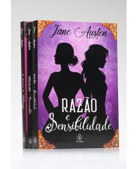 Kit 3 Livros | Jane Austen