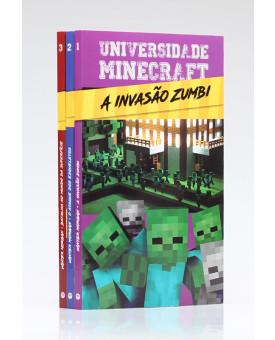 Kit 3 Livros | Minecraft | Edição II