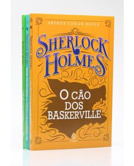 Kit 3 Livros | Sherlock Holmes | Edição 2